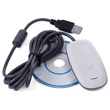 Adattatore WIRELESS convertire Ricevitore per controller xbox360 a Windows PC