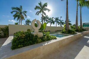 Venta Departamento en Cancun Tipo Garden House en Puerto Cancun