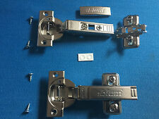 Blum 110 Degree Blumotion Soft Close Hinge 71B3550 With Clip