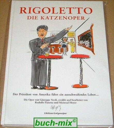 Rigoletto - Die Katzenoper - Nach Giuseppe Verdi - Neu + OVP