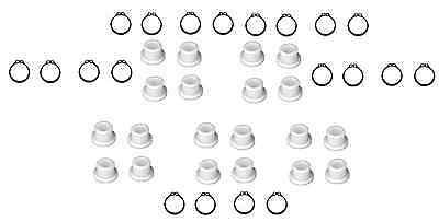 """20 pcs 11833 Premium Machined - DECK PIN BUSHING 5//8/"""" WALKER 5740-2,5740-2"""
