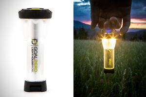 Charitable Goal Zero Lighthouse Micro Rechargeable Lanterne, étanche Et Léger-afficher Le Titre D'origine Circulation Sanguine Tonifiante Et Douleurs D'ArrêT