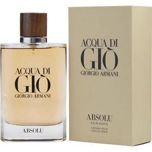e9b6b10ad Giorgio Armani Acqua Di Gio Absolu 2.5oz. (75ml) Eau de Parfum for ...