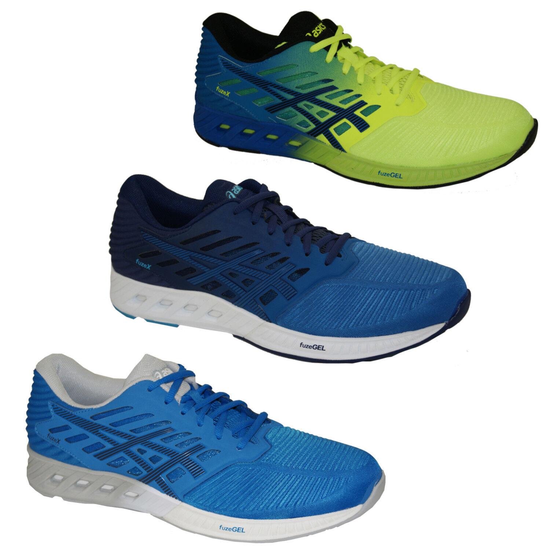 Asics fuzex Running zapatos Jogging zapatos Sports zapatos zapatillas Mens zapatillas