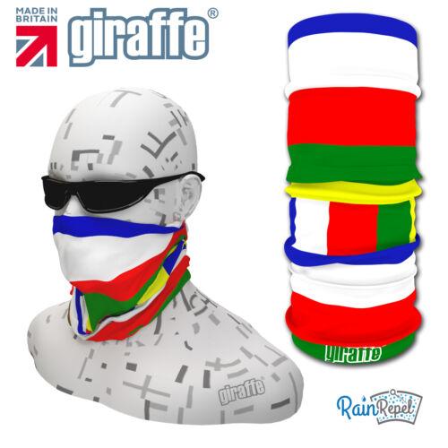 Tibétain Prière Face Protection Coiffure Multifonctionnel Bandana Bandeau 463