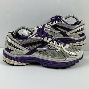 half off 6c1db 1aaa6 Image is loading BROOKS-Defyance-7-Running-Training-Shoes-Womens-8-