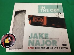 Jake-Najor-And-The-Moment-Of-Truth-In-The-Cut-Soul-LP-Sealed-NEW-Piranha-Records