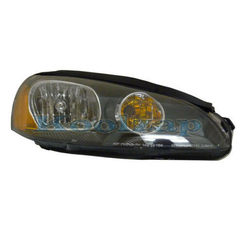 03-05 Stratus Coupe Headlight Headlamp Head Light Lamp Right Passenger Side DOT