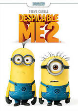 Despicable Me 2 (DVD, 2013) BRAND NEW SEALED IN PACKAGE
