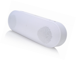 Details about 2BOOM Boom Go Wireless Bluetooth Portable Speaker with  Built-In Microphone - Whi