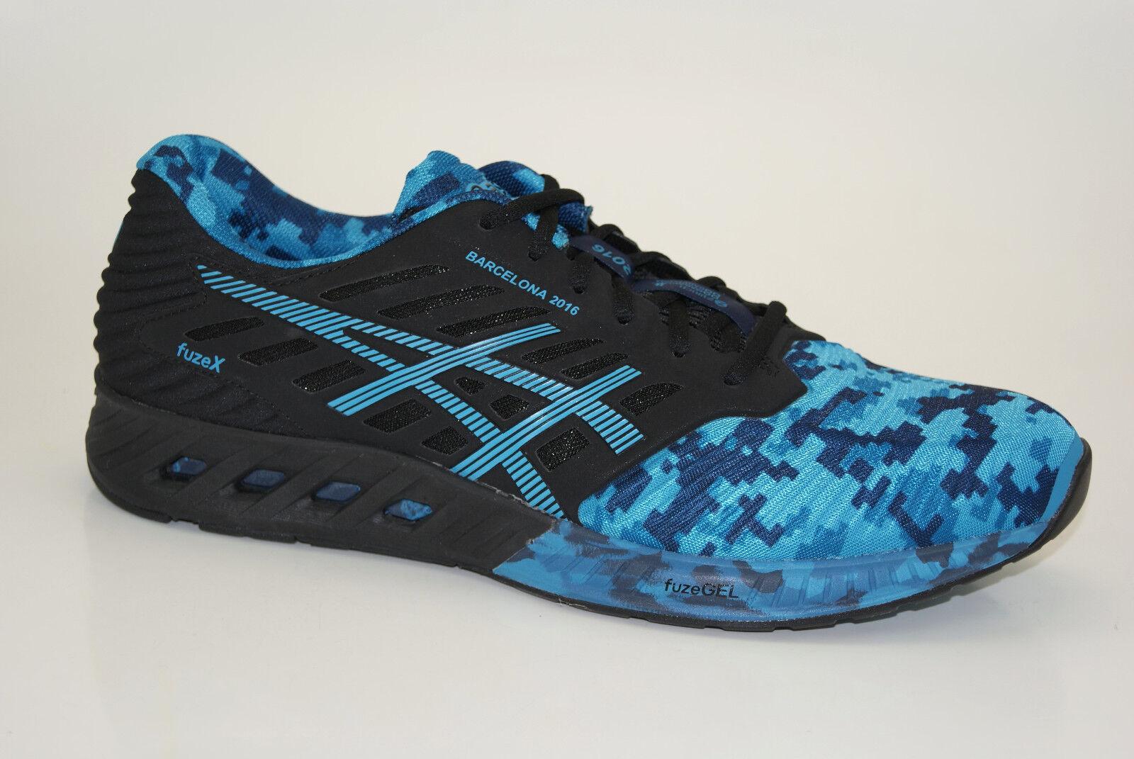 ASICS fuzex Barcellona Maroco 2016 Sneakers Scarpe da Corsa Jogging Uomo t61tq-9043 Scarpe classiche da uomo