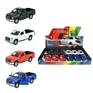 Coche-modelo-Ford-raptor-f-150-pick-up-Truck-aleatoria-color-auto-1-34-39