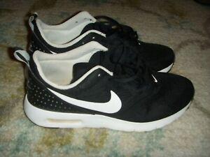 nike huarache air run, Nike AIR MAX TAVAS S sneakers Sort
