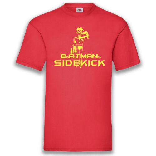 T-Shirt JGA Brautman Robin Hangover Junggesellenabschied Superheld Groom S-5XL