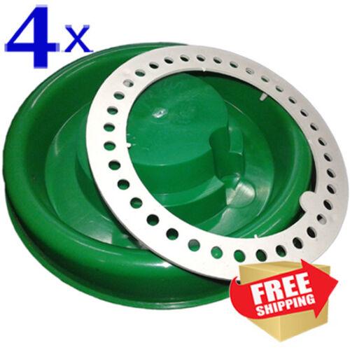 4X Drinking Bowl for BeesBeekeeping Bee FeederBeekeeping Water Drinker