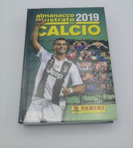 Almanacco-Illustrato-del-Calcio-Panini-2019-Sigillato
