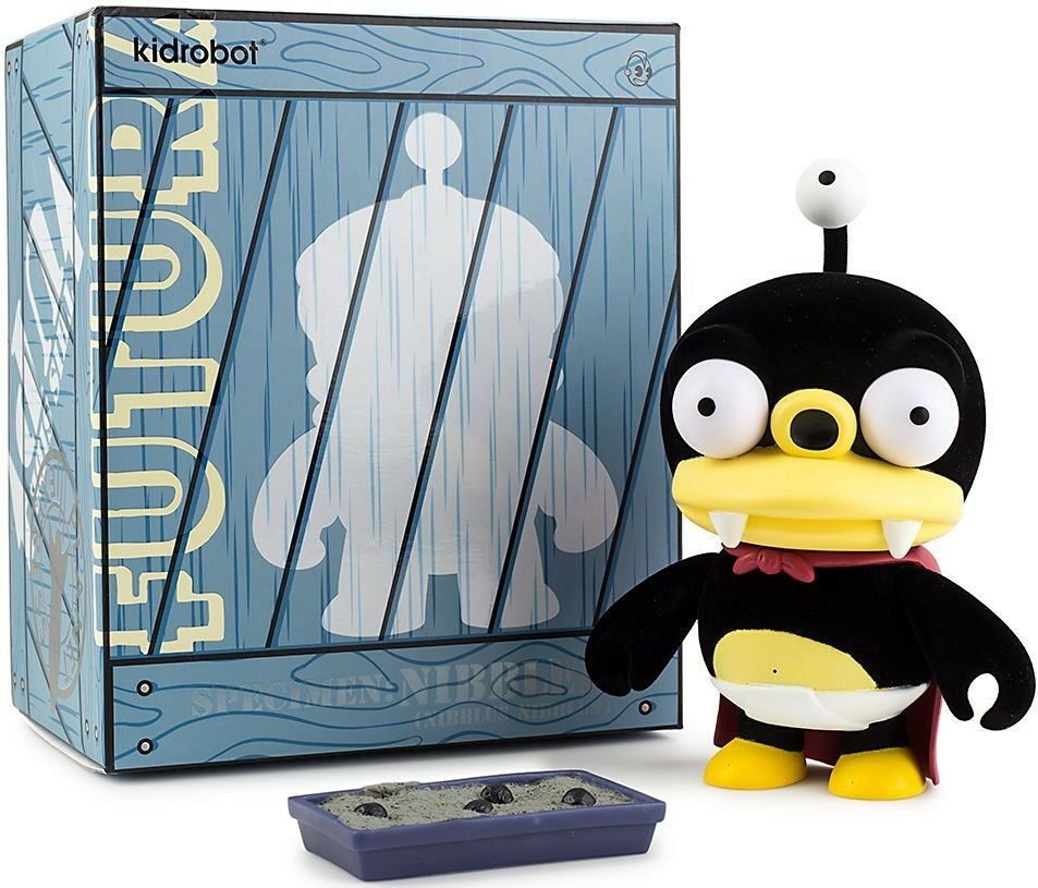 Futurama Nibbler 7-Inch Medium Vinyl Figure