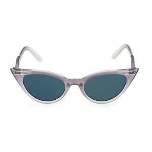 4b4246587 Image is loading 50s-vintage-style-BETTY-graduated-SMOKE-GREY-Crystal-
