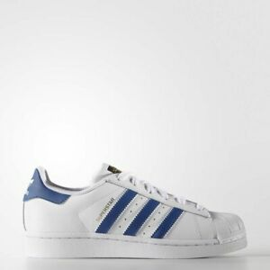 SCARPE-SNEAKERS-UOMO-DONNA-ADIDAS-ORIGINALE-SUPERSTAR-S74944-PELLE-SHOES-AI-NEW