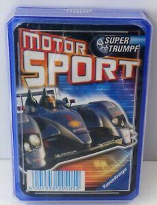 Ravensburger-Motor-Sport-Supertrumpf-Kartenspiel