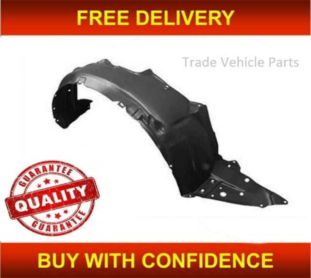 Toyota Avensis T24 2009-2011 Front Wing Arch Liner Splash Guard Right Complete