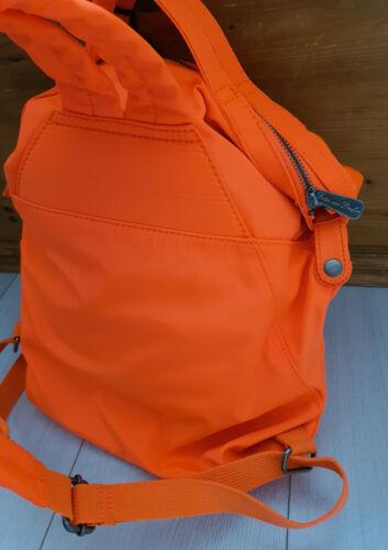 Fritzi aus Preußen Damen City Rucksack  Harper Mini Ryde Lollypoop Orange