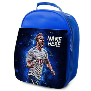 HARRY-KANE-Lunch-Bag-Spurs-School-Insulated-Boys-Football-Personalised-NL04