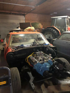 "1969 Pontiac GTO Judge 4spd ""Updated pics of Parts Car"""