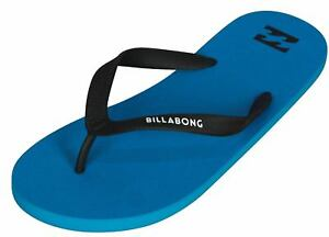 Billabong Mens Sandals Tides Solid bright blue