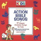 Action Bible Songs by Cedarmont Kids (CD, Mar-1994, Benson Records)