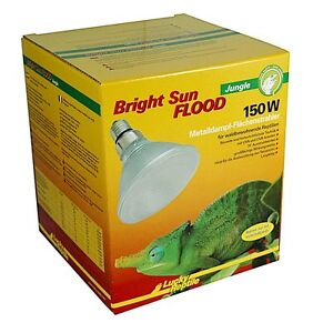 Lucky Reptile Bright Soleil Inondation Jungle 150 Watt Lampe Uv