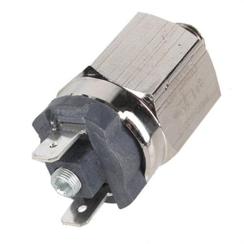 "Reliable 1//8/"" Port Adjustable Diaphragm Type Pressure Switch QPM11-NC New"