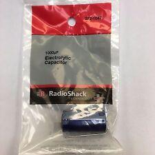1000uf Electrolytic Capacitor Axial Leads 50wvdcmax Radioshack 272