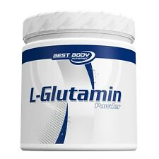 Best Body Nutrition glutamina-L Polvo 250 g Bote ( pro 100 g)