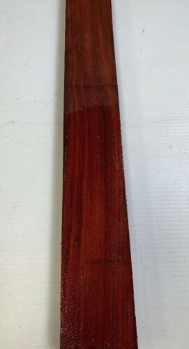"1//2/"" x 1 1//2/"" x 16/"" Padauk Thin Stock Lumber Boards Wood Crafts Turning Wood"