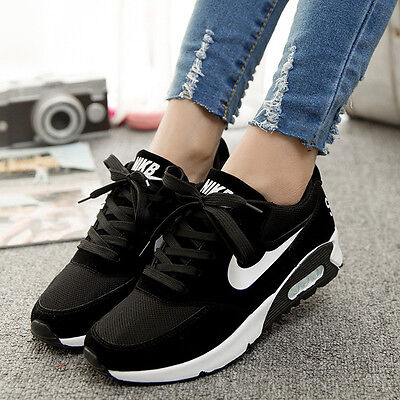 Fashion Women's New Smart Casual Fashion Shoes Breathable Sneakers Running Shoes