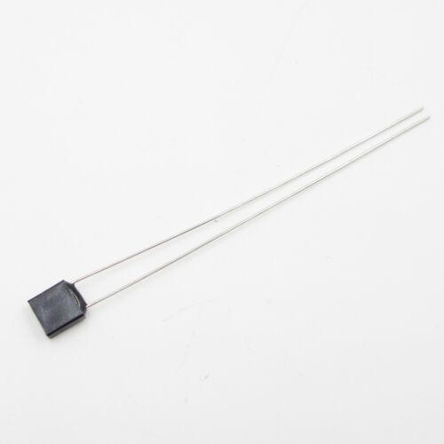 5Pcs Aupo Thermal Fuse Cutoff TF 125℃ 250V 2A A3-F