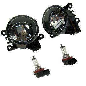 Front-Bumper-Fog-Lamps-light-for-Range-Rover-Sport-2010-amp-Autobiography-pair