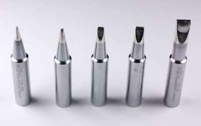 Hakko T18 Series Chisel Tip Pack with T18-D08/D12/D24/D32/S3 Tips