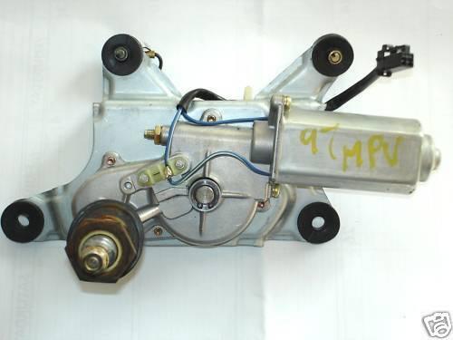 89-98 MAZDA MPV REAR WINDOW WIPER MOTOR