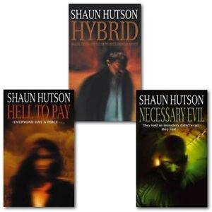 Shaun-Hutson-3-Livre-Ensemble-Collection-Tout-Neuf-Livraison-Gratuite-Ru