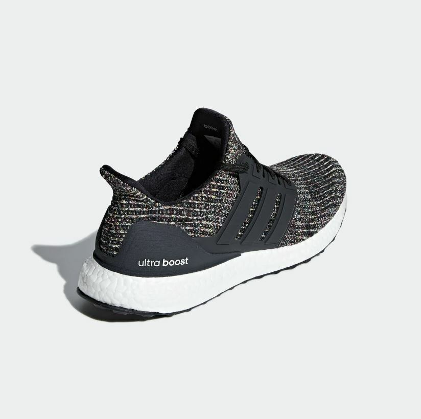 New Adidas Ultra Boost 4 0 4 0 4 0 Black Carbon Ash Silver Men S