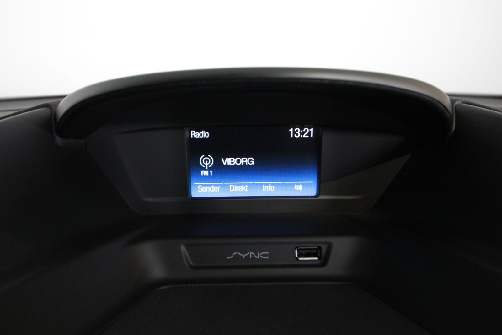 Ford C-MAX TDCi 120 Trend