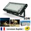 Spot-Lampe-Projecteur-Exterieur-Puissant-50-LED-Eclairage-Maison-Jardin-Terrasse miniature 1