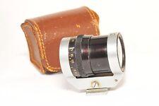 TEWE POLYFOCUS 35-200mm varifocal zoom optical finder viewfinder for Leica Bessa