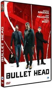 Bullet-head-DVD-NEUF-SOUS-BLISTER-Antonio-Banderas-John-Malkovich-Adrien-Brody