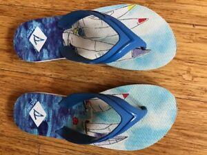 Sperry Women's Wharf Thong Prints Sandal