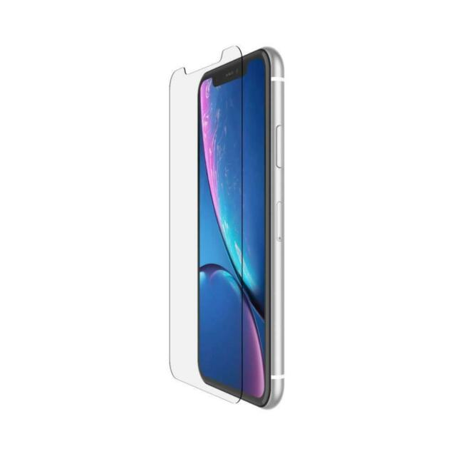 Bellkin F8W906zz ScreenForce InvisiGlass™ Ultra Screen Protection for iPhone XR