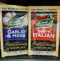 Good Season's Dressing & Recipe Mix (4 Pk) Your Choices