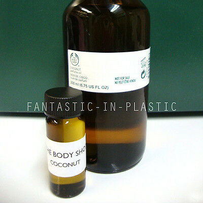 The Body Shop COCONUT perfume oil 15ml